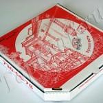 коробка под пиццу