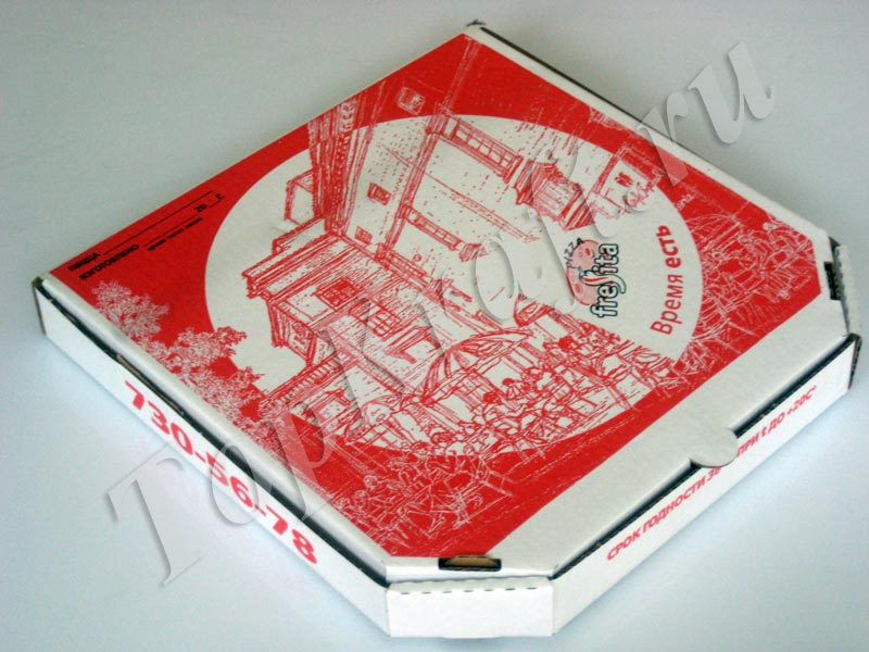 коробки под пиццу в домодедово
