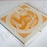 коробка для пирогов